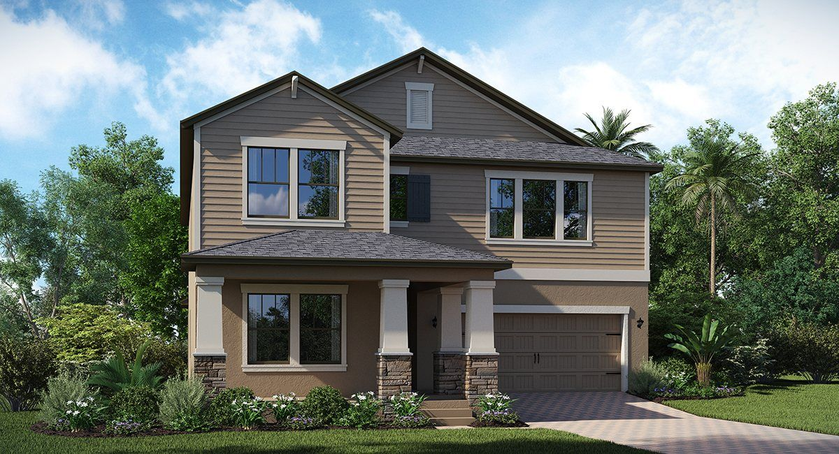 Winter Garden New Homes New Construction Home Builders