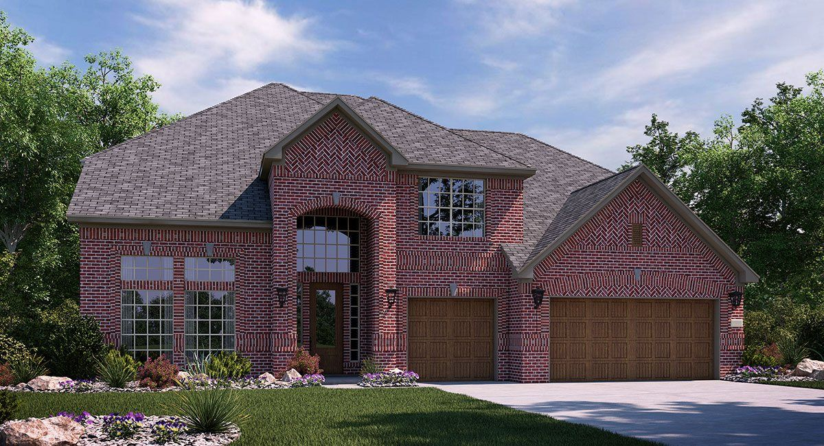 Single Family for Sale at Johnson Ranch - Wentworth - New Haven 32108 Tamarind Bend Bulverde, Texas 78163 United States