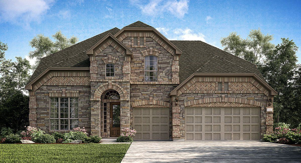Single Family for Sale at Johnson Ranch - Provence - Concordia Ii Next Gen 32108 Tamarind Bend Bulverde, Texas 78163 United States