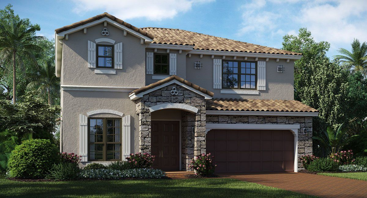 Single Family for Sale at Gulfstream Preserve - Mulberry 4556 Lyons Rd. Lake Worth, Florida 33467 United States