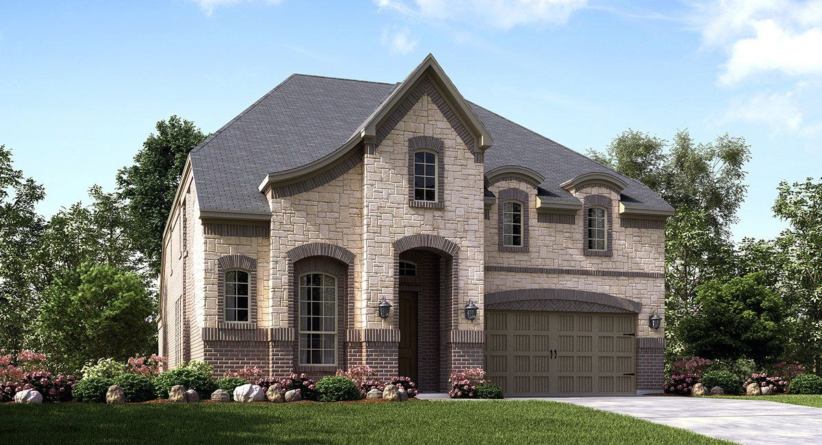 Single Family for Sale at Matisse 907 Canyon Oak Drive Euless, Texas 76039 United States