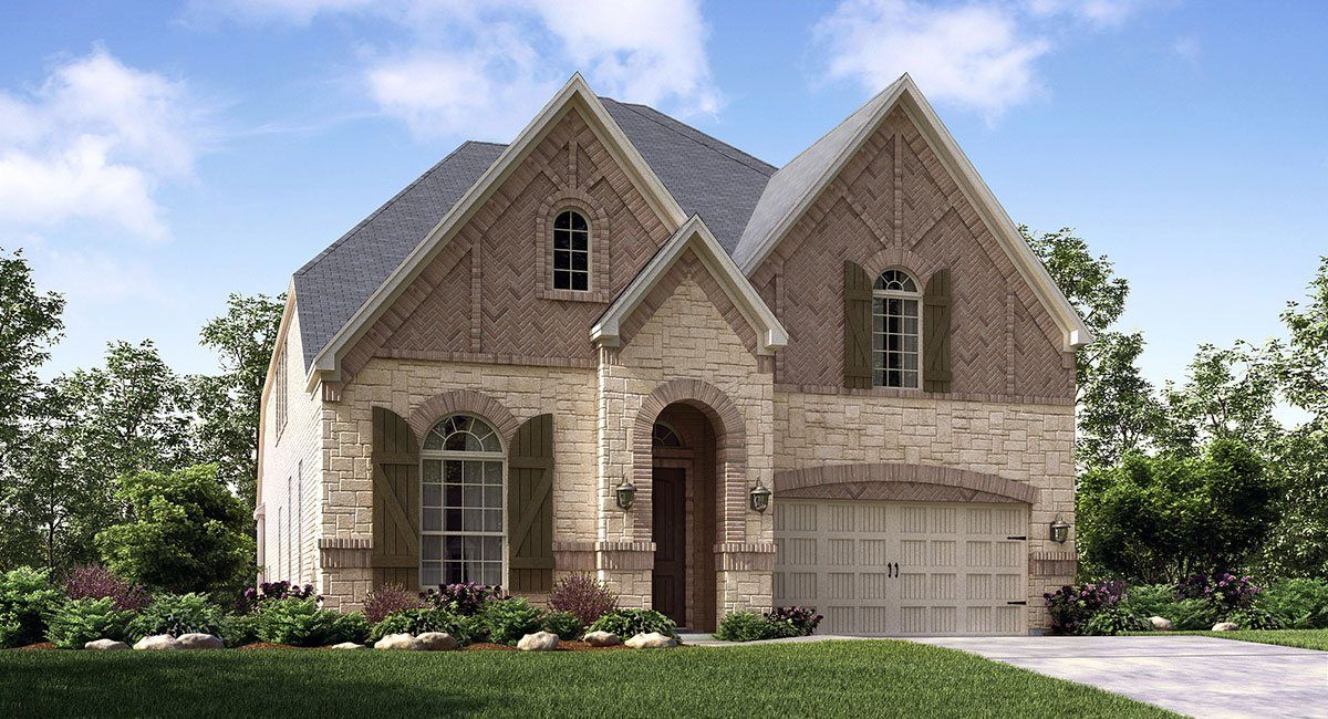 Single Family for Sale at Francesca 809 Red Maple Road Euless, Texas 76039 United States