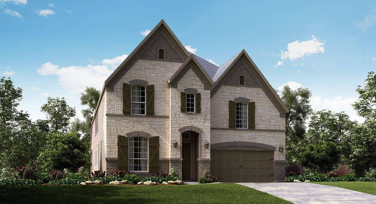 Single Family for Active at Monet 1001 Canyon Oak Drive Euless, Texas 76039 United States