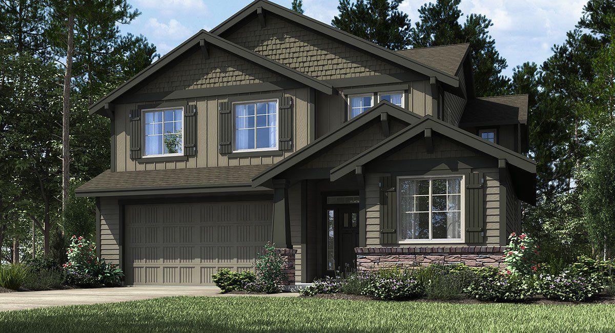 Single Family for Sale at Laurel Oaks - Larwood 5296 Se Lone Oak St Hillsboro, Oregon 97123 United States