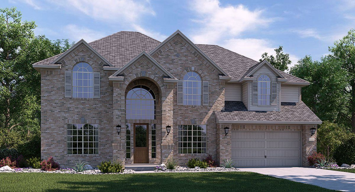 Single Family for Sale at Johnson Ranch-Texas Reserve - Onyx 32108 Tamarind Bend Bulverde, Texas 78163 United States
