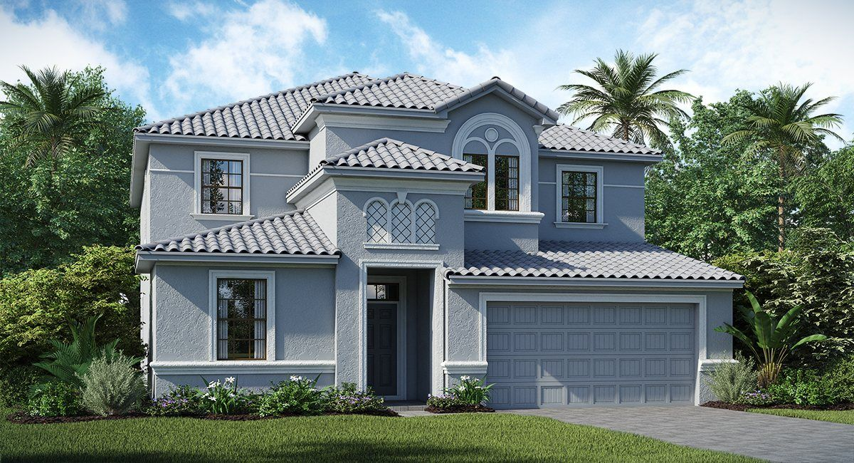 Single Family for Sale at Championsgate: The Retreat At Championsgate - Luau 9029 Sand Trap Drive Davenport, Florida 33896 United States