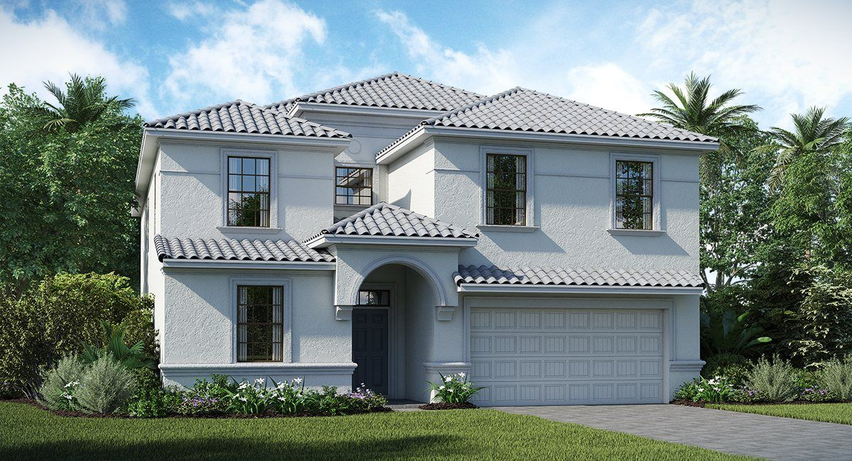 Single Family for Sale at Championsgate: The Retreat At Championsgate - Maui 9029 Sand Trap Drive Davenport, Florida 33896 United States