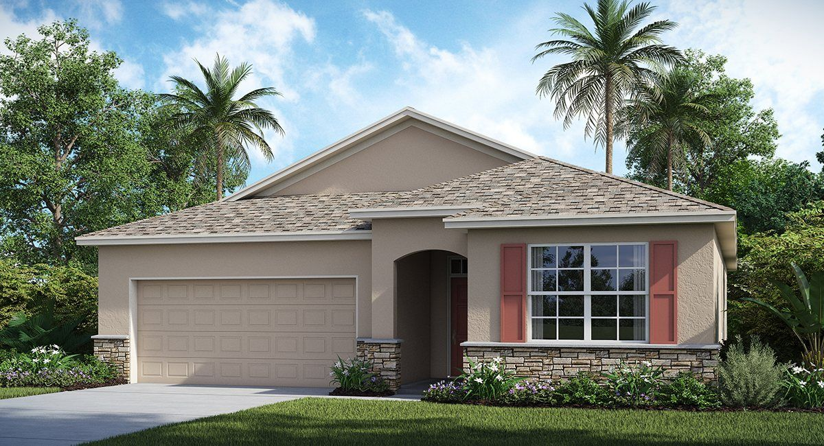 2741 Attwater Loop, Winter Haven, FL Homes & Land - Real Estate