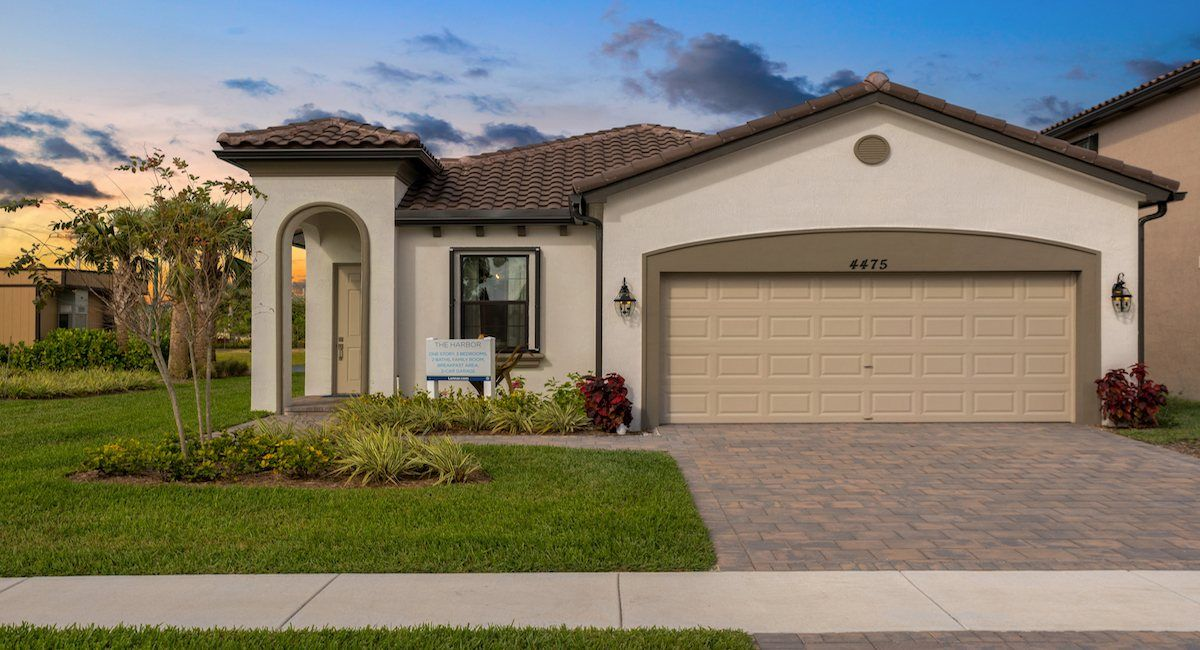 Single Family for Sale at The Harbor 4355 Buena Tara Dr West Palm Beach, Florida 33413 United States