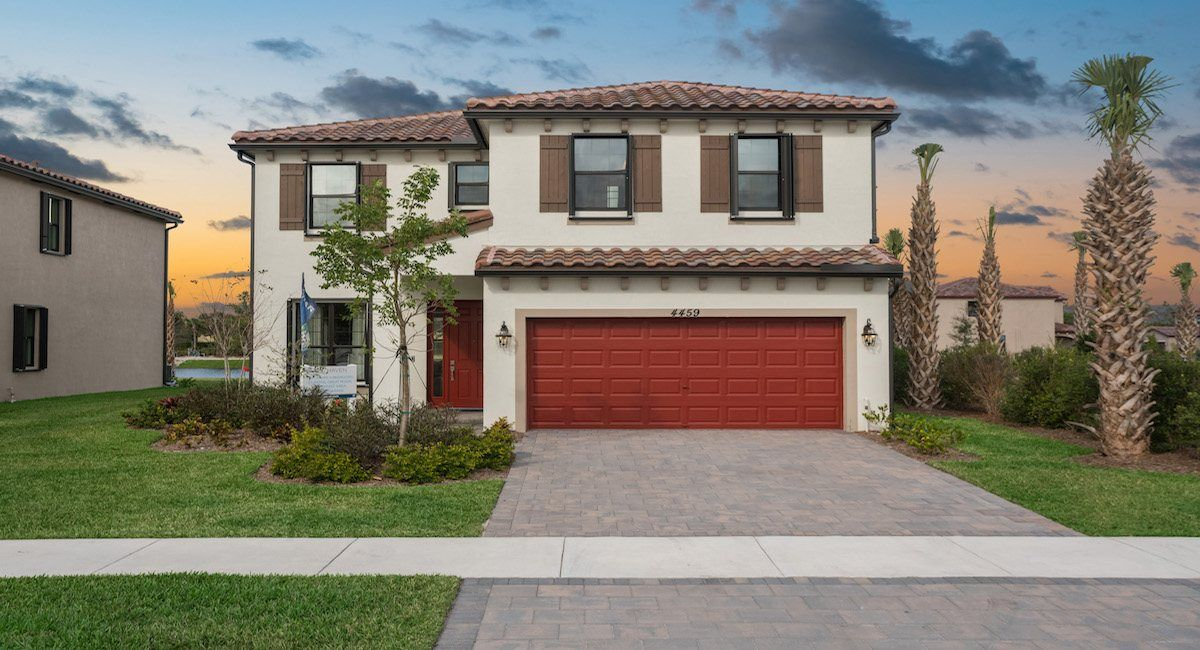 Single Family for Sale at The Haven 4371 Buena Tara Dr West Palm Beach, Florida 33413 United States