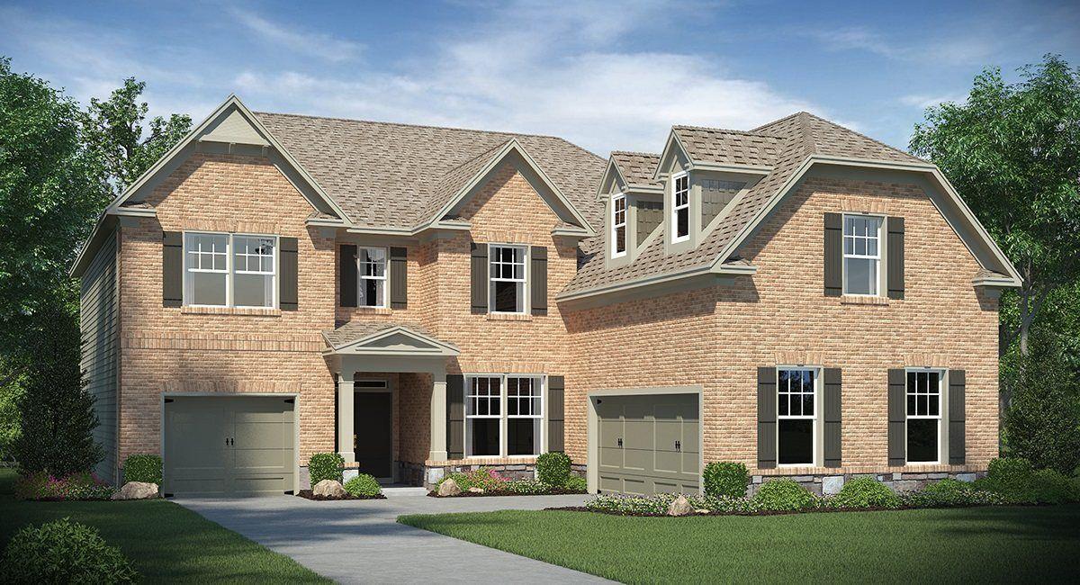 Ενοικιάζεται για την Πώληση στο Martingale At Mountain Crest - Magnolia W/Basement 2929 Bethelview Road Cumming, Georgia 30040 United States