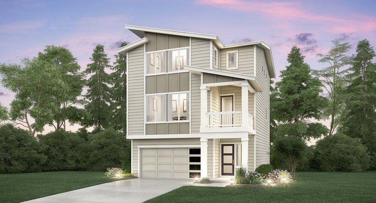 Single Family for Sale at Otani Gardens - Dahlia 8255 S. 118th Street Seattle, Washington 98178 United States