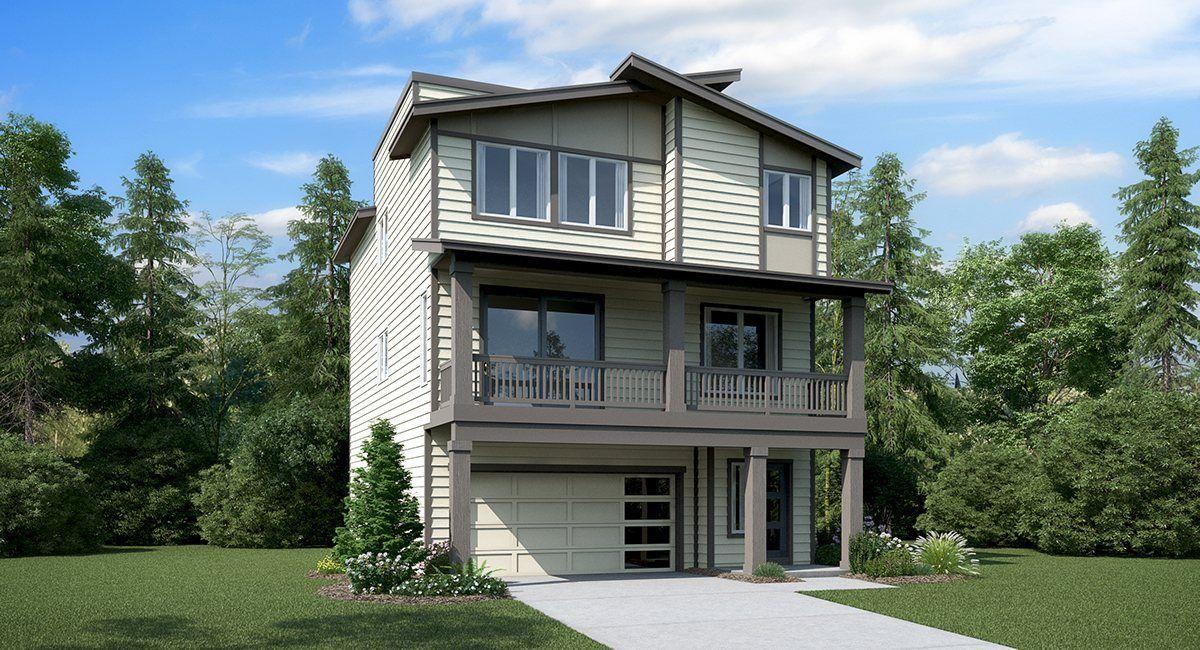 Single Family for Sale at Otani Gardens - Lotus 8255 S. 118th Street Seattle, Washington 98178 United States