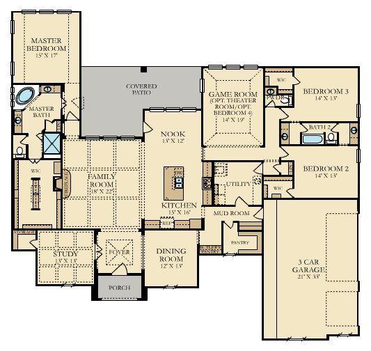 920 Bluebonnet Drive, Hidden Lakes, TX Homes & Land - Real Estate