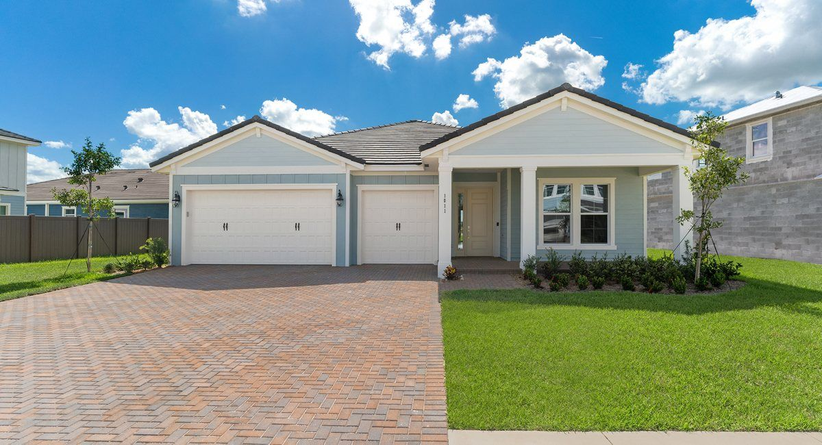 Single Family for Sale at Arden - Messina 1010 Sweetgrass Street Loxahatchee, Florida 33470 United States
