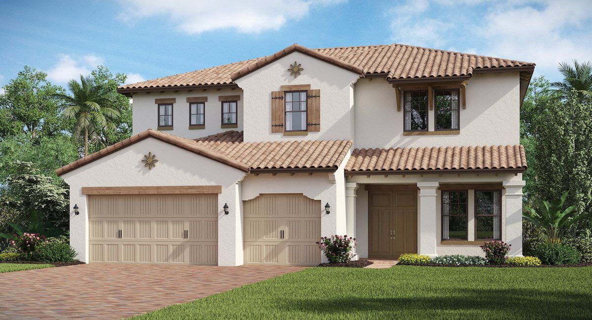 Single Family for Sale at Bellasera - Bellisima Collection - Willow 980 Crestwood Blvd N Royal Palm Beach, Florida 33411 United States