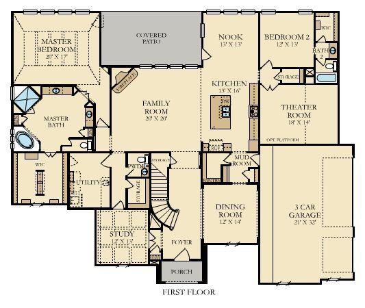 701 Gean Trail, Hidden Lakes, TX Homes & Land - Real Estate