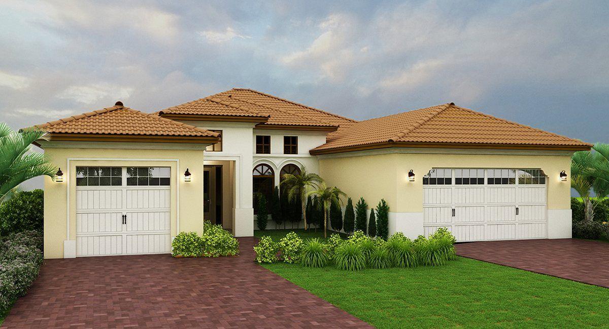 Single Family for Sale at Boretto 1802 5th St E Palmetto, Florida 34221 United States