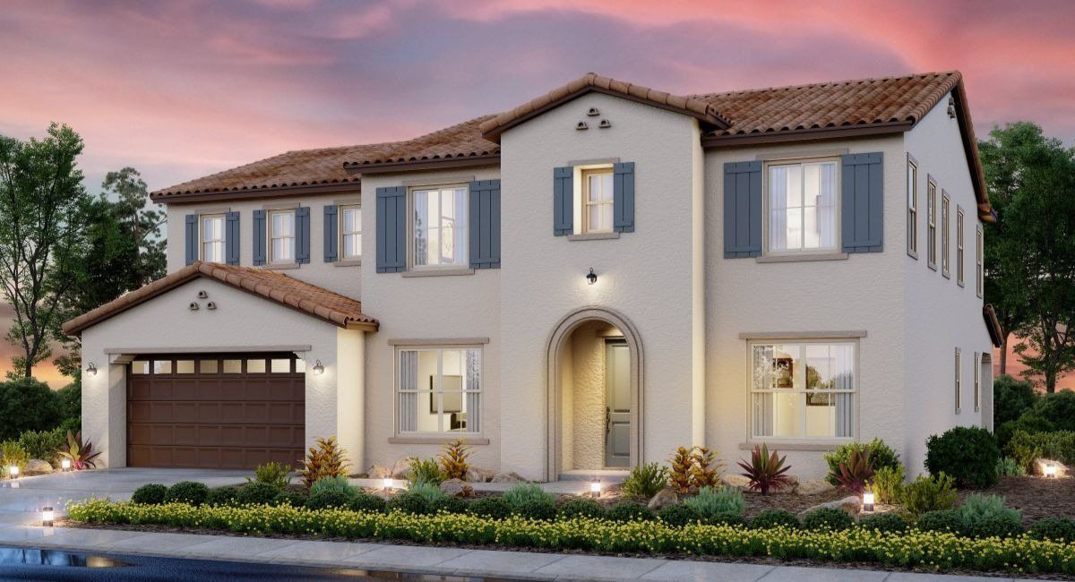 Single Family for Sale at Heritage Lake: Parkview - Residence Four 29643 Canyonlands Drive Menifee, California 92585 United States