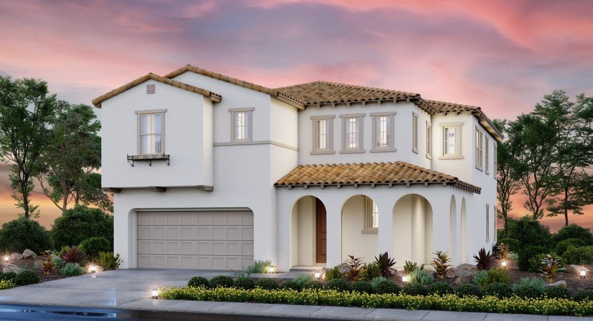 Single Family for Sale at Park Place - Camden - Residence One 2721 E. Agrarian Street Ontario, California 91762 United States