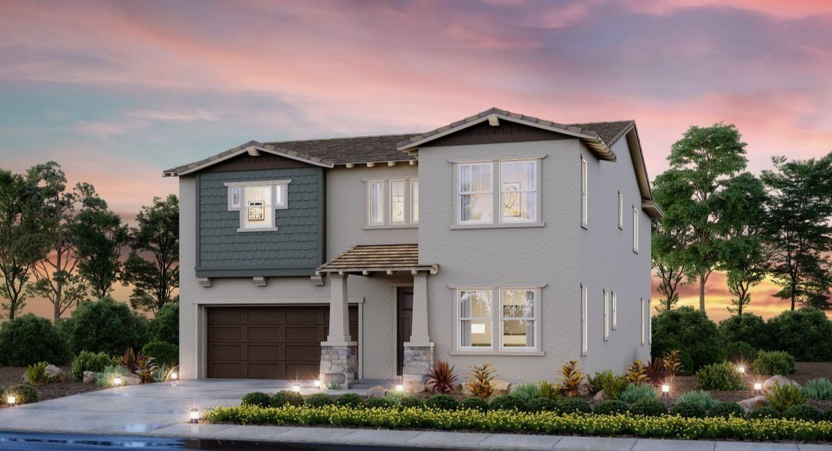 Single Family for Sale at Park Place - Camden - Residence Two 2721 E. Agrarian Street Ontario, California 91762 United States