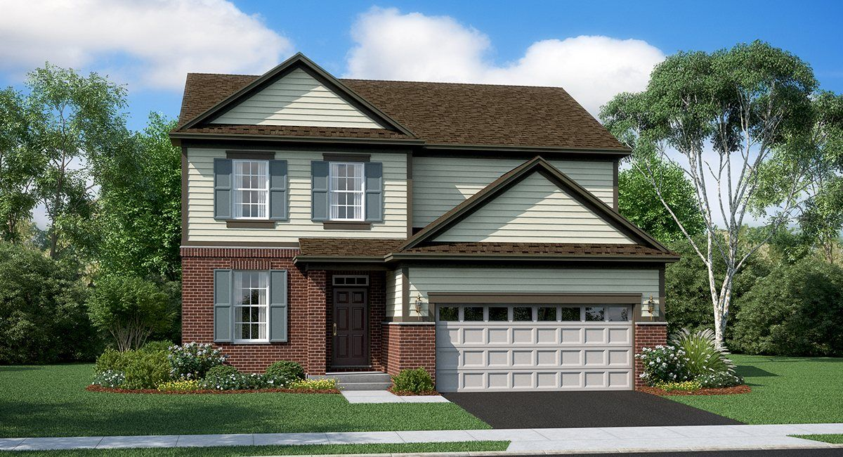 Single Family for Sale at Anthem Heights - Bryce 244 Kennedy Drive St. Charles, Illinois 60175 United States