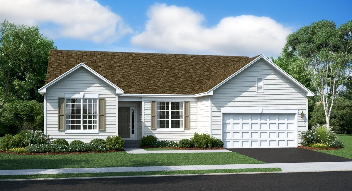 Single Family for Sale at Catalina 238 Springwood Drive Woodstock, Illinois 60098 United States