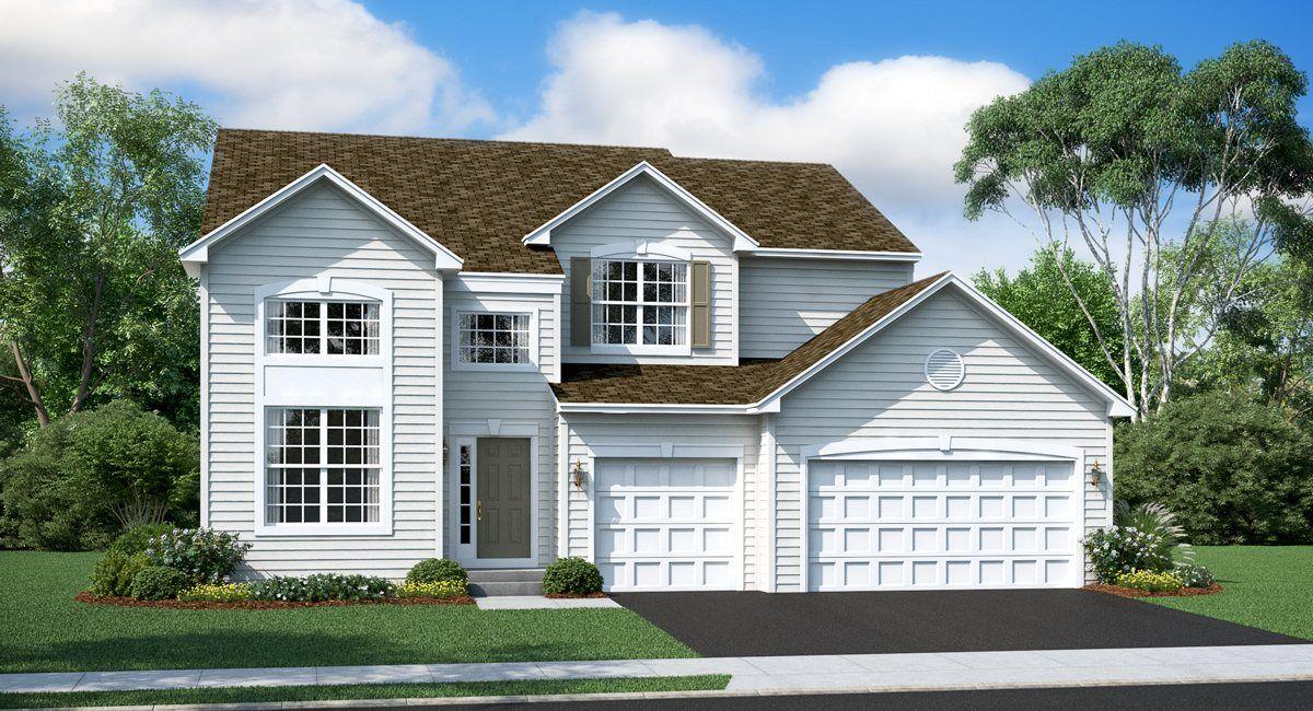 Single Family for Sale at Apple Creek Estates - Raleigh 3001 Jonathon Lane Woodstock, Illinois 60098 United States