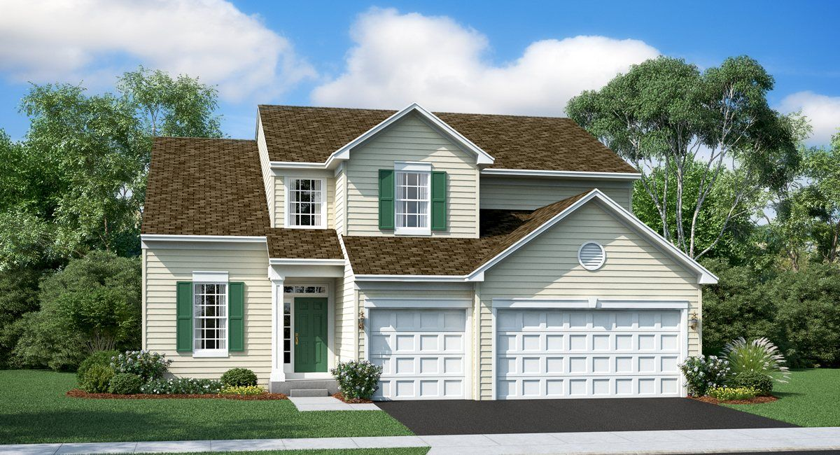Single Family for Sale at Galveston 232 Springwood Drive Woodstock, Illinois 60098 United States