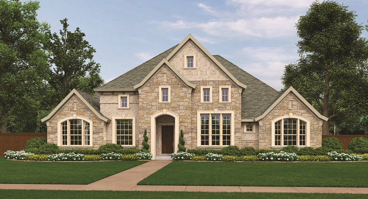 Stoney Creek New Homes In Sunnyvale Tx By Village Builders