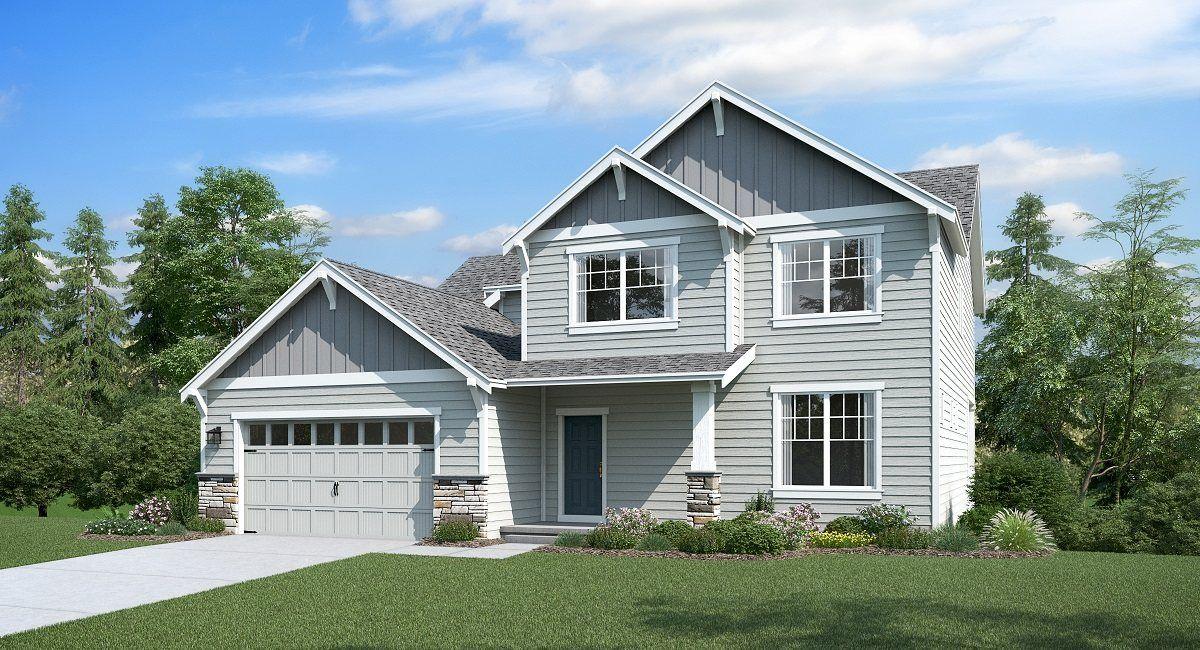Unifamiliar por un Venta en Maple Hills - Lincoln 25632 206th Pl Se Covington, Washington 98042 United States