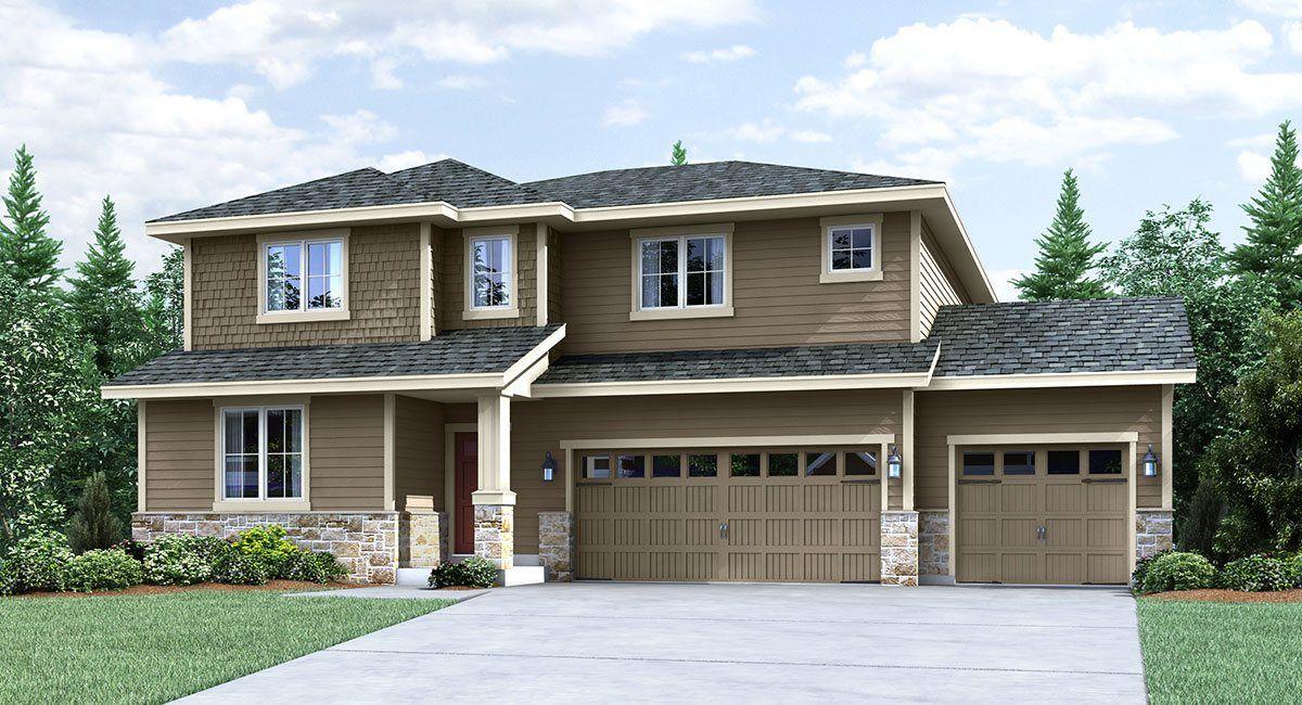 Unifamiliar por un Venta en Carnation With 3-Car Garage 20501 Se 257th St Covington, Washington 98042 United States