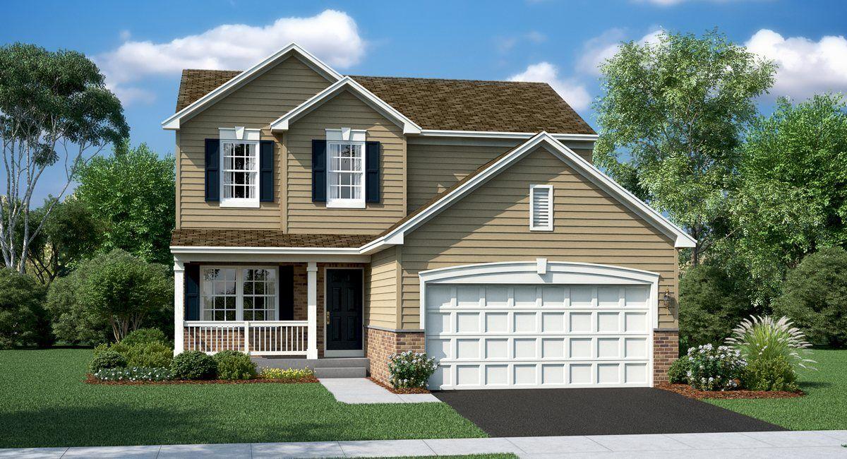 Single Family for Sale at Bristoe 3110 Braeburn Court Woodstock, Illinois 60098 United States