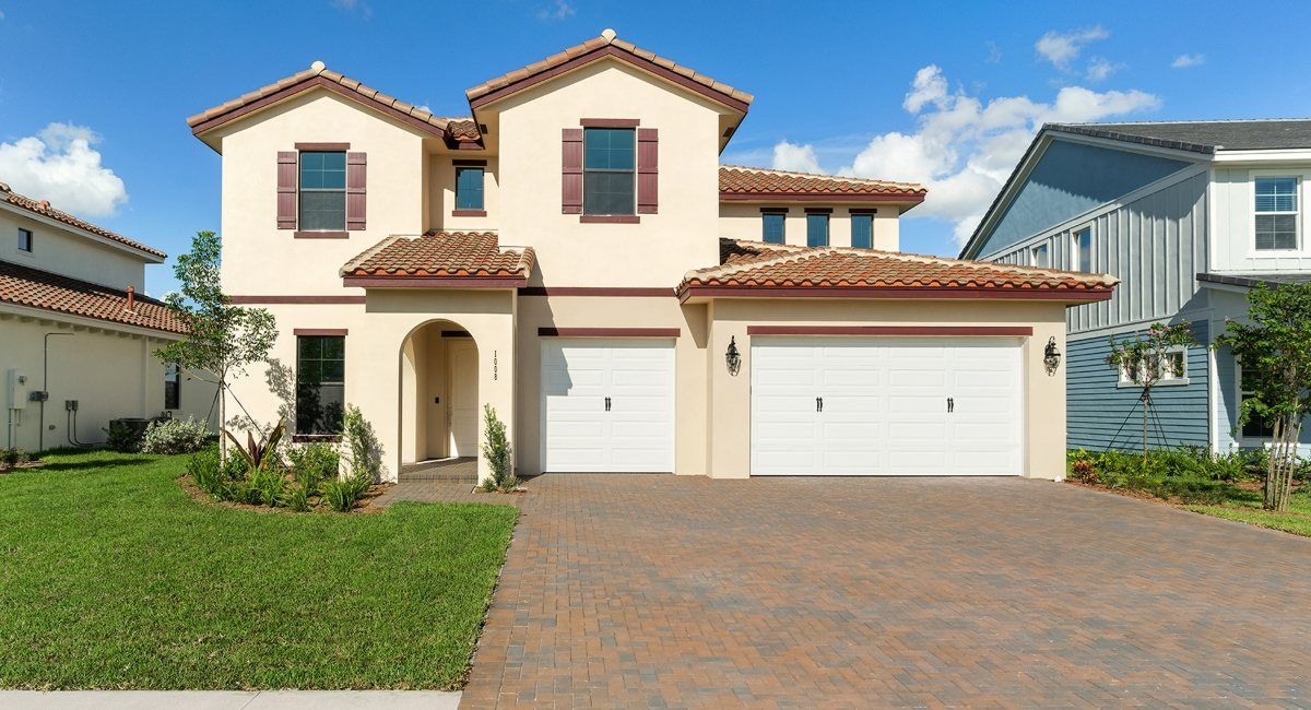 Single Family for Active at Arden - Chelsea 1010 Sweetgrass Street Loxahatchee, Florida 33470 United States