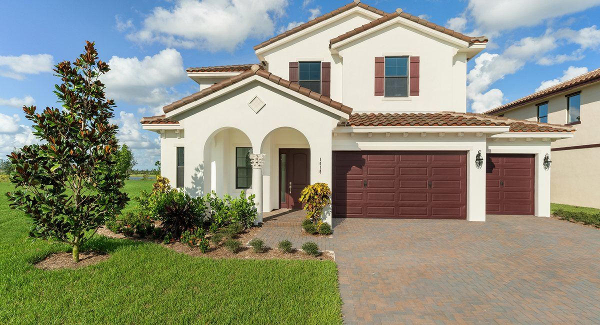 Single Family for Active at Arden - Easton 1010 Sweetgrass Street Loxahatchee, Florida 33470 United States
