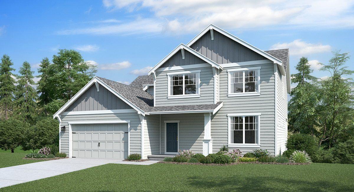 Single Family for Sale at Semanski Farms - Lucerne 801 Semanski St Enumclaw, Washington 98022 United States
