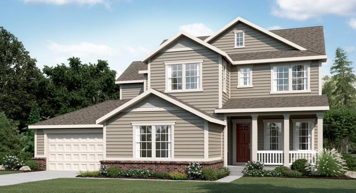 Single Family for Sale at Plan 6c01 16113 Swan Mountain Drive Broomfield, Colorado 80023 United States