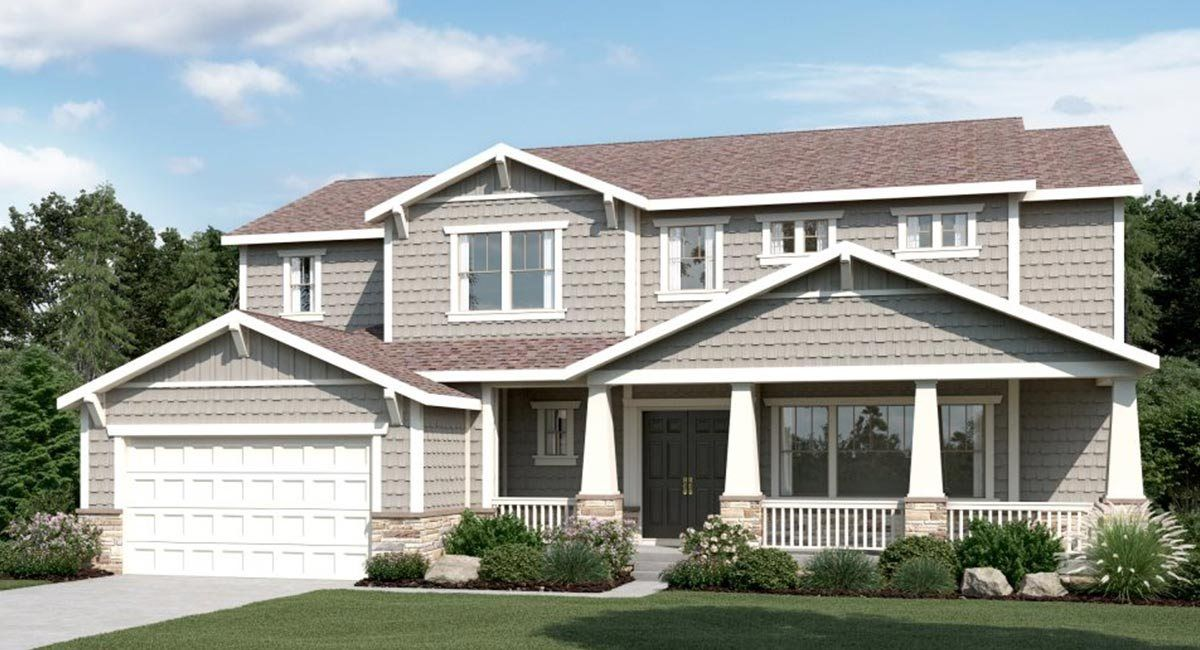 Single Family for Sale at Plan 6c04 16093 Swan Mountain Drive Broomfield, Colorado 80023 United States