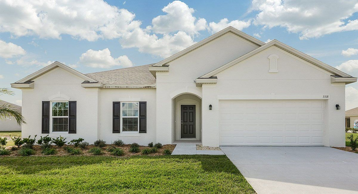 Multi Family for Sale at Inverness A 3346 Sagebrush Street Harmony, Florida 34773 United States