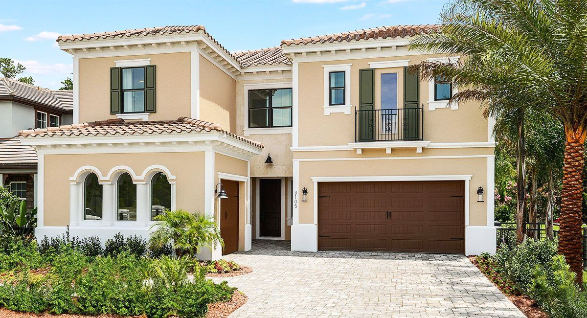 Single Family for Active at 4515a - Fitzgerald 3213 Players View Circle Longwood, Florida 32779 United States