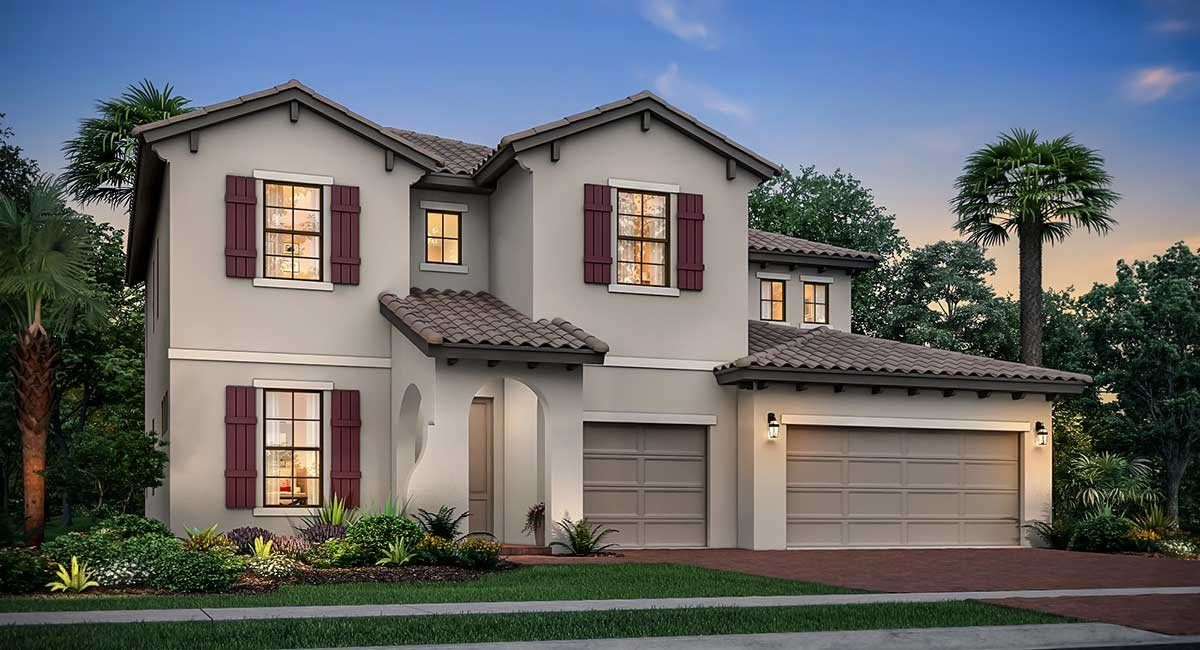 Single Family for Active at Bellasera - Bellisima Collection - Chelsea 980 Crestwood Blvd N Royal Palm Beach, Florida 33411 United States