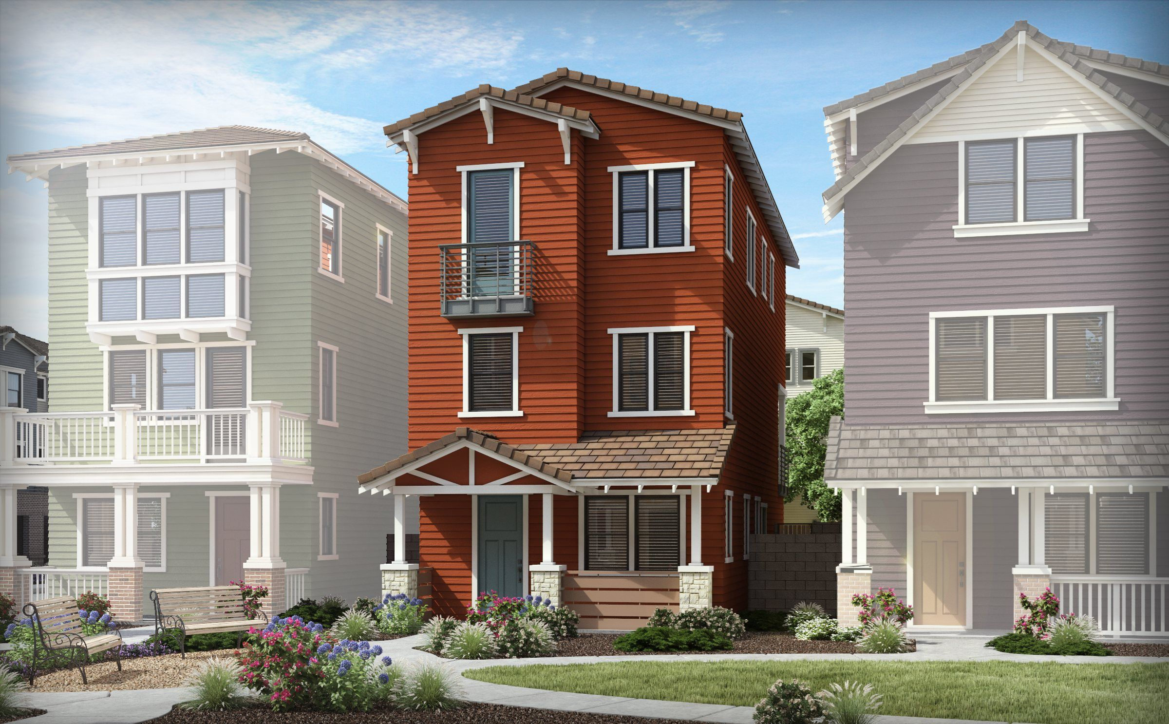 Multi Family for Active at Estancia - Residence 9b Appointment Only Mountain View, California 94040 United States