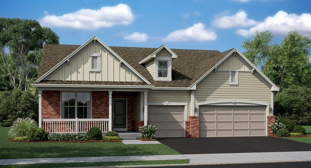 Single Family for Sale at Woodlore Estates - The Reserves - Matisse 1015 Mayhaw Lane Crystal Lake, Illinois 60012 United States