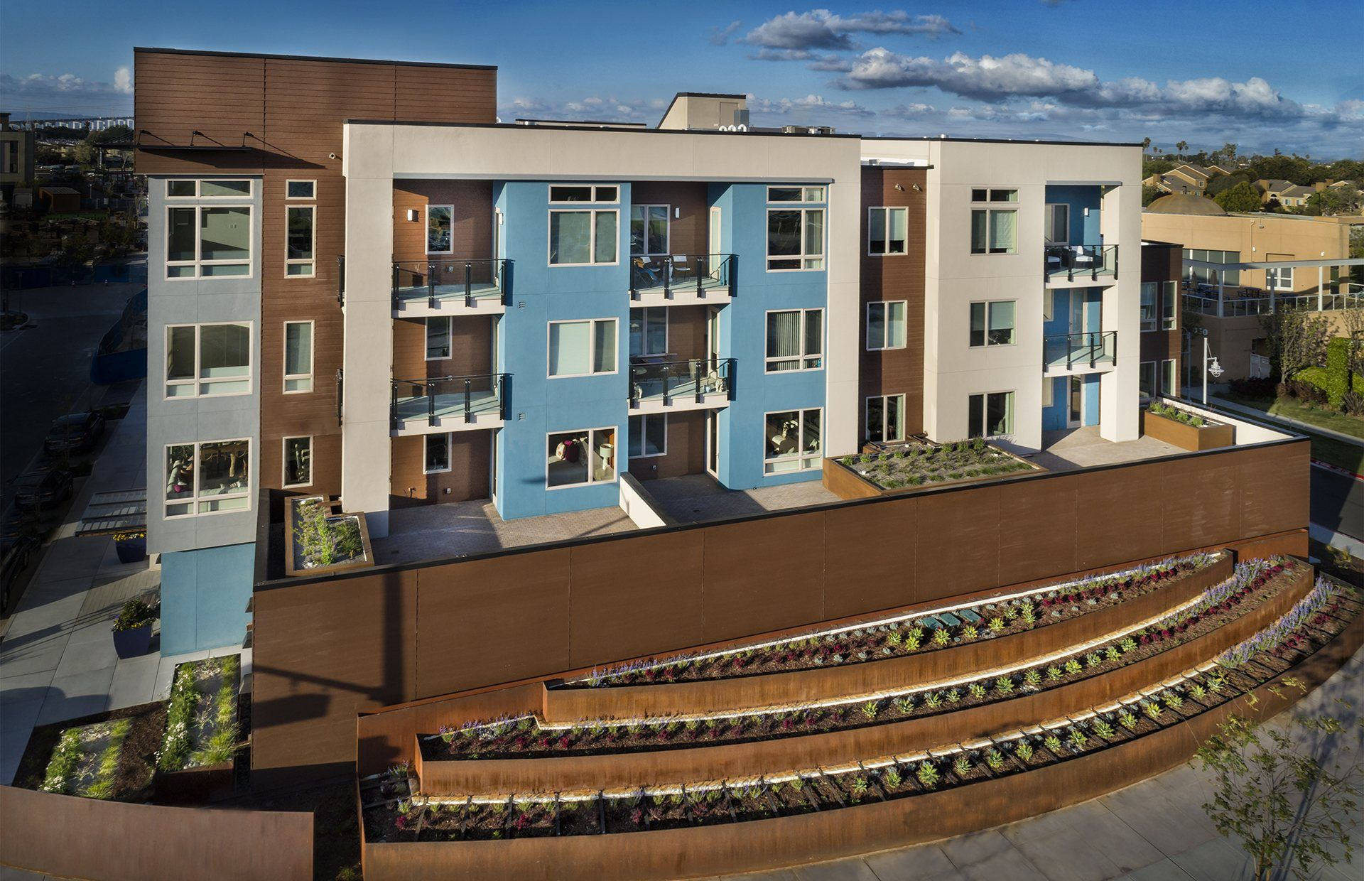 Multi Family for Sale at Foster Square - Residence C- Brixton 1 1009 Foster Square Lane Foster City, California 94404 United States