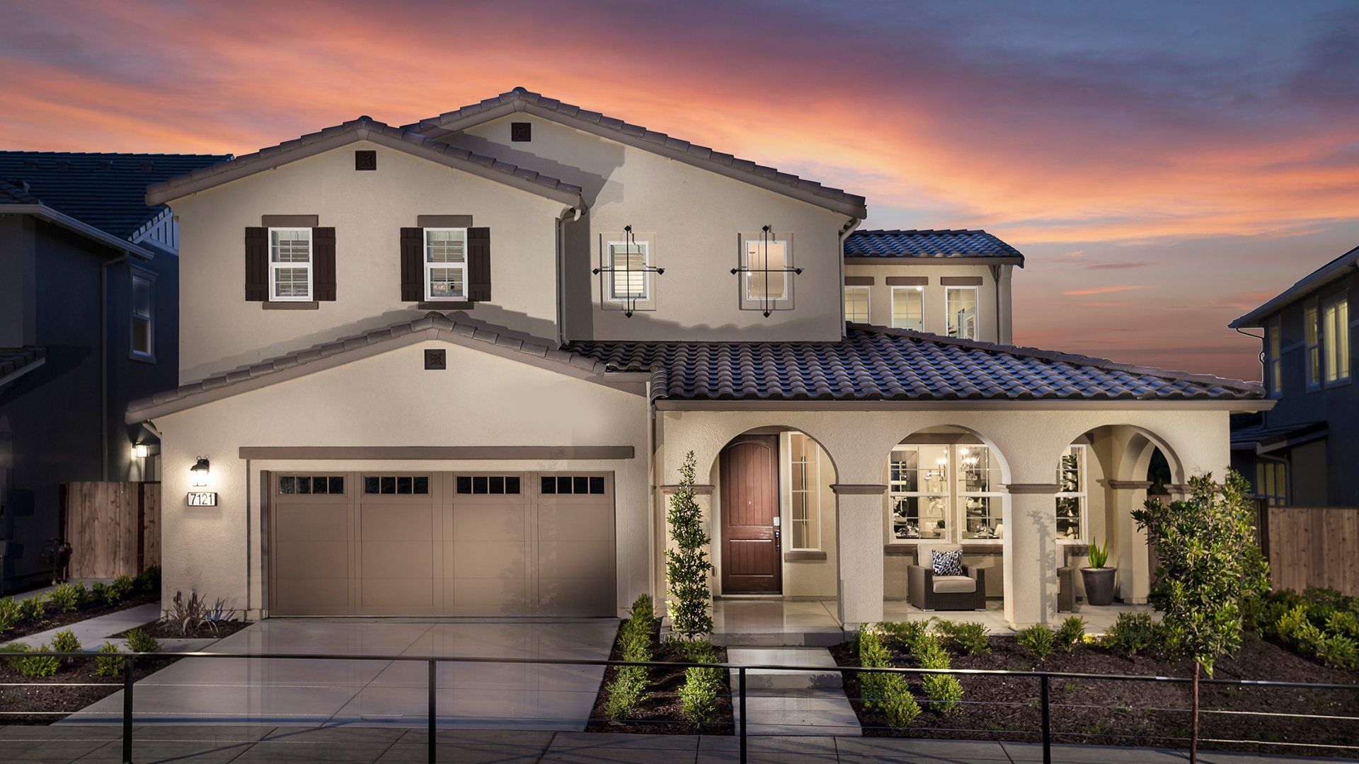 Single Family for Active at Glen Loma Ranch - Provence - Residence Two 7131 Spumante Court Gilroy, California 95020 United States