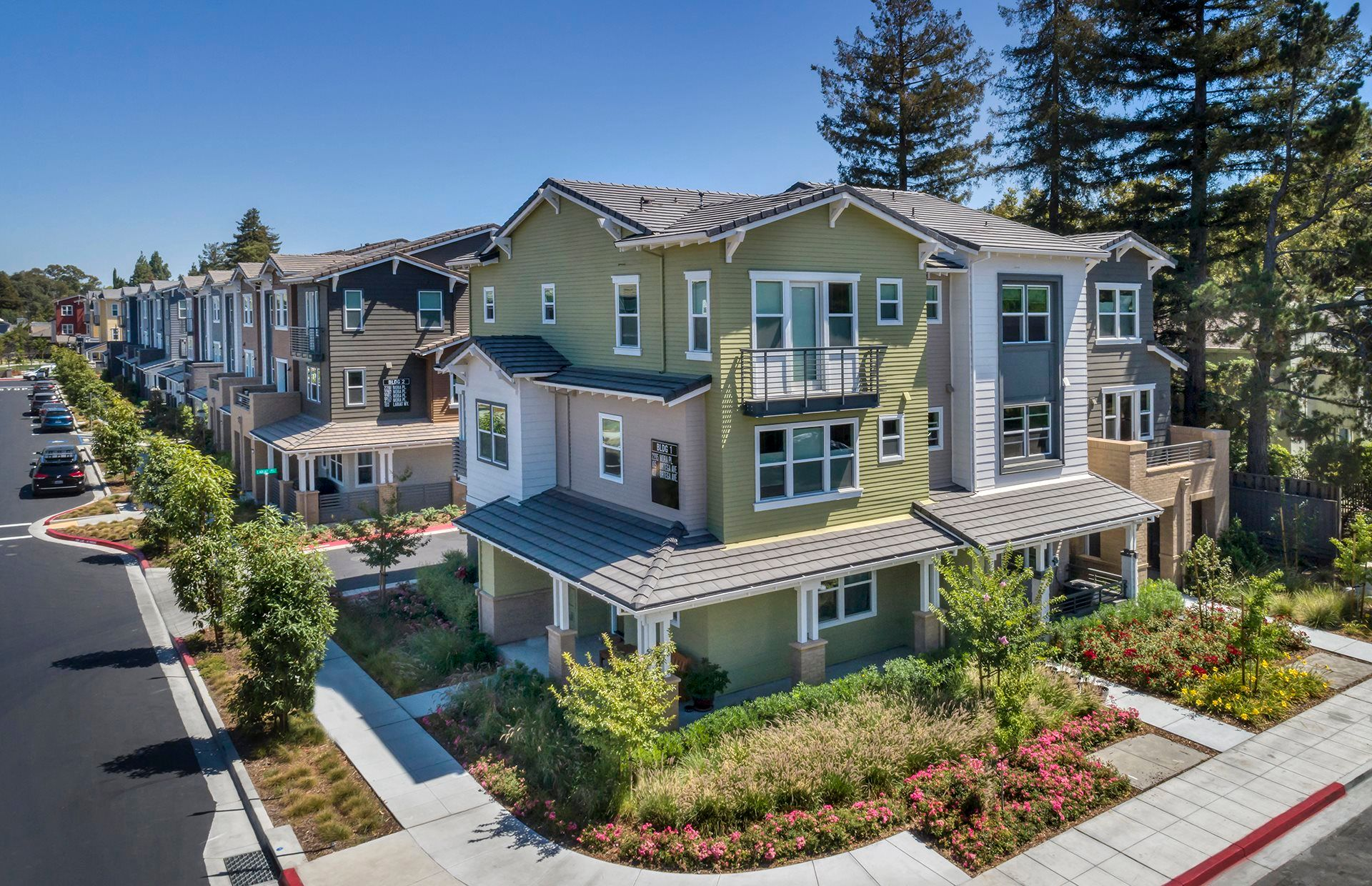 Multi Family for Active at Estancia - Residence 4 2290 Mora Place Mountain View, California 94040 United States