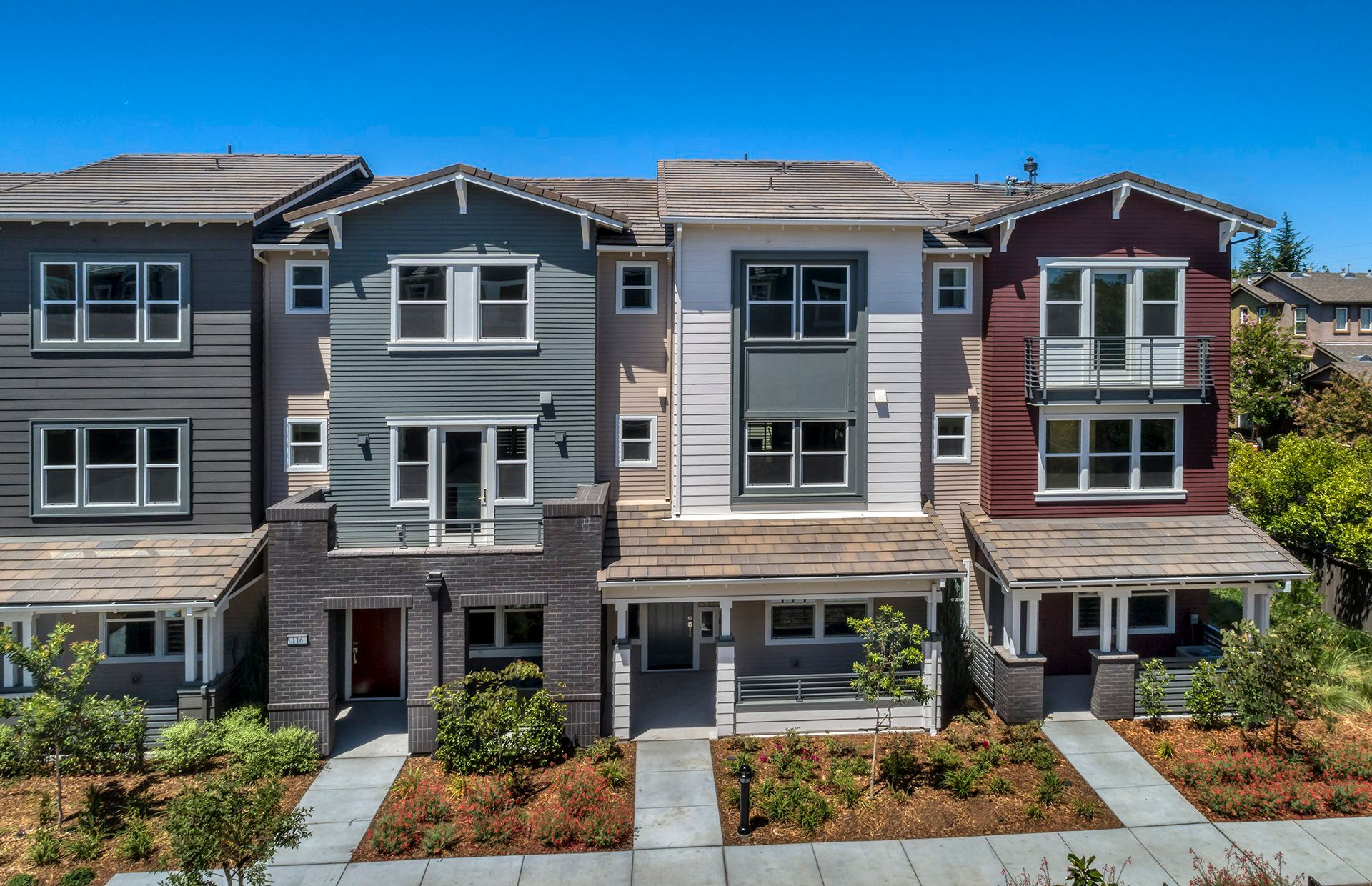 Multi Family for Active at Estancia - Residence 6 2290 Mora Place Mountain View, California 94040 United States