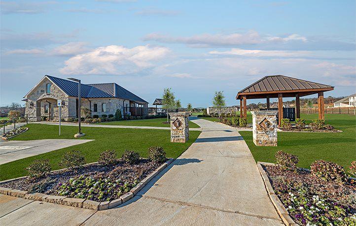 Single Family for Active at Pembroke 925 Bluebonnet Drive Keller, Texas 76248 United States