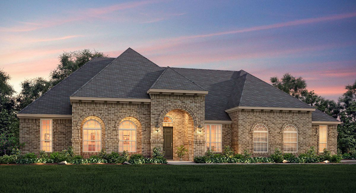 Single Family for Active at Gean Estates - Legacy 905 Bluebonnet Drive Keller, Texas 76248 United States