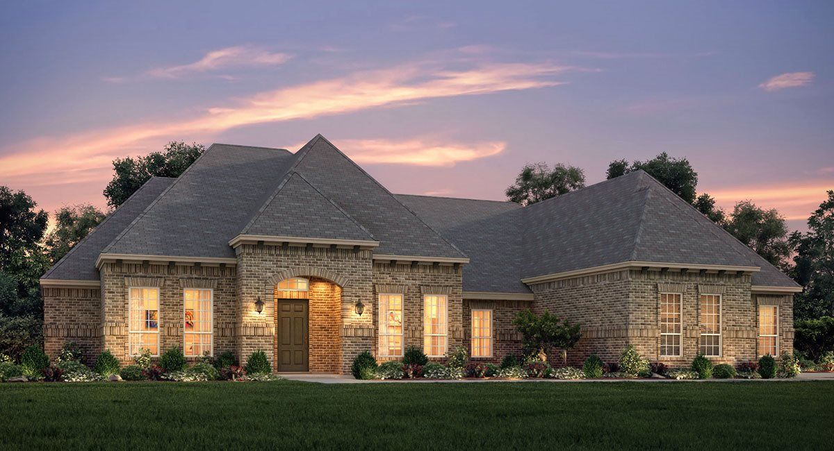 Single Family for Active at Gean Estates - Monticello 905 Bluebonnet Drive Keller, Texas 76248 United States